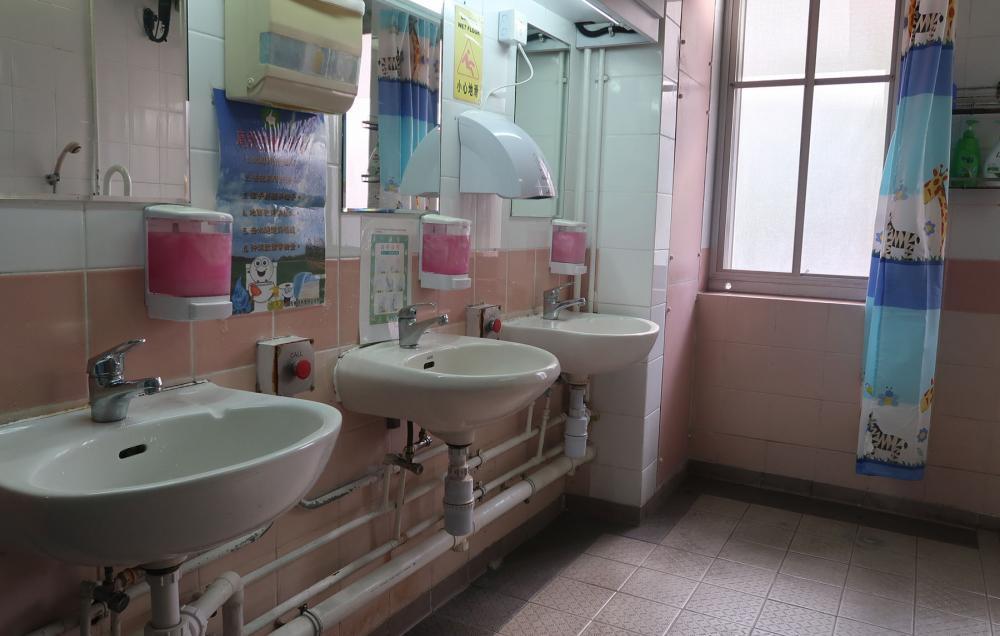 洗手間 / 浴室
