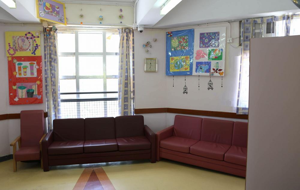 Activity Area/Living Room/Dining Room