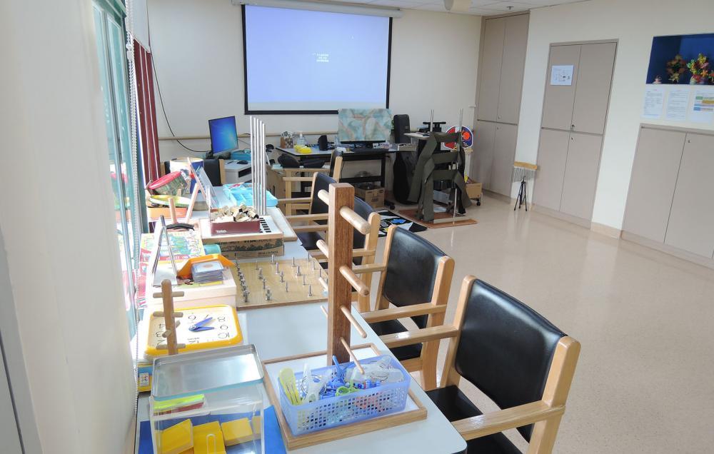 职业治疗室
