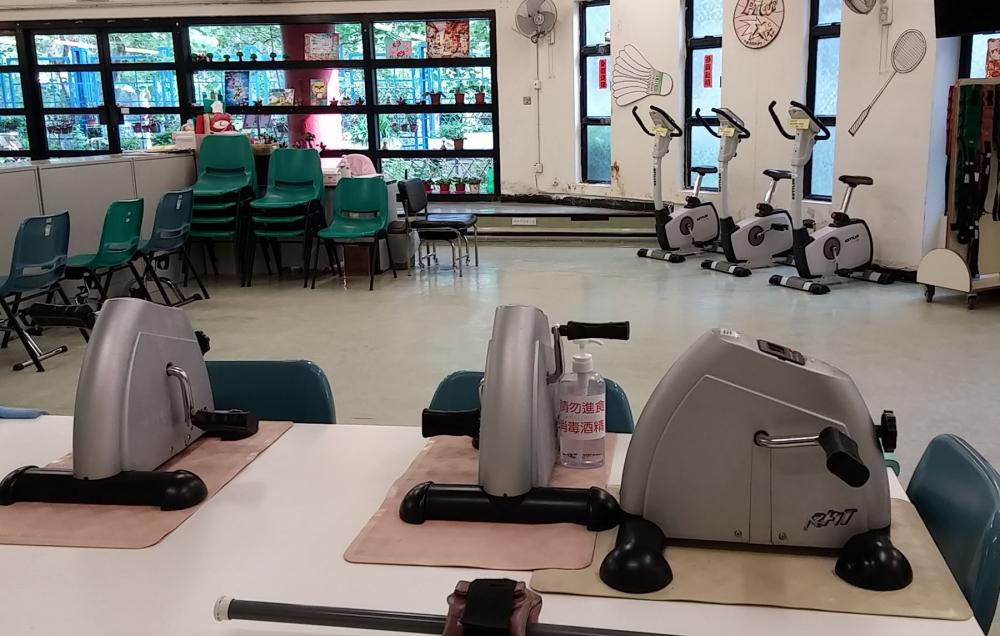物理治療室