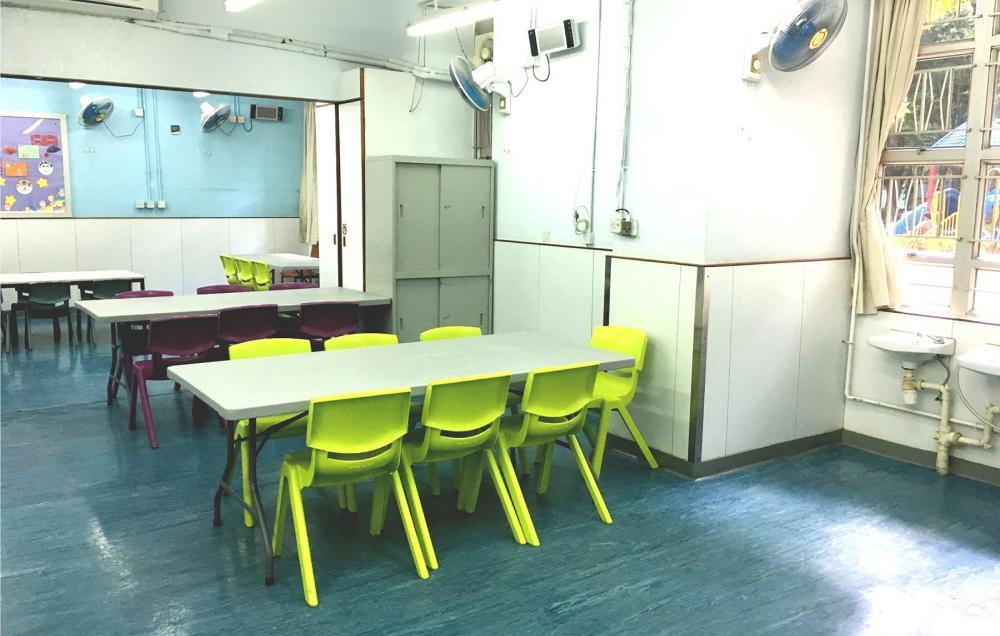 活动区 / 客厅 / 饭厅