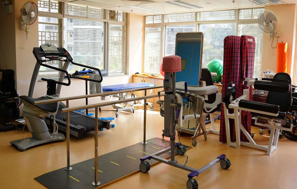 Physical Therapy Room